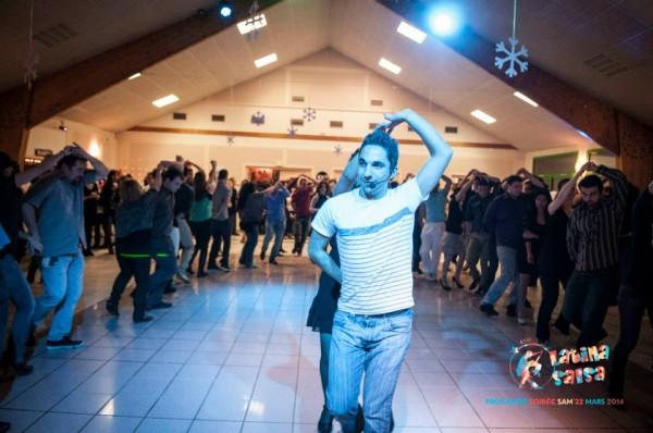 Soirée Latina Salsa 24/01/2014