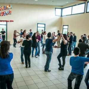 Stage Latina Salsa 09/02/2014