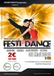 Affiche Festi'Dance 2012