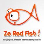 Ze Red Fish ! Infographie, création internet et impression
